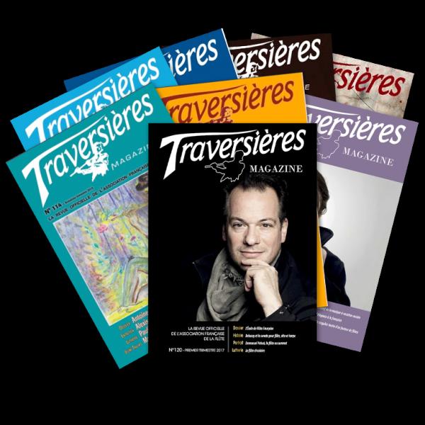 Abonnement Traversières Magazine