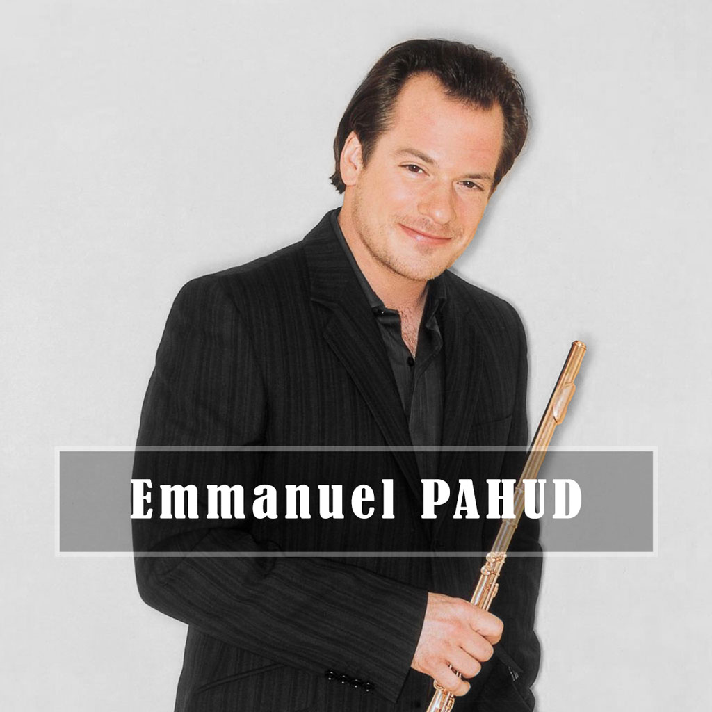 Emmanuel Pahud - Président d'honneur de La Traversière