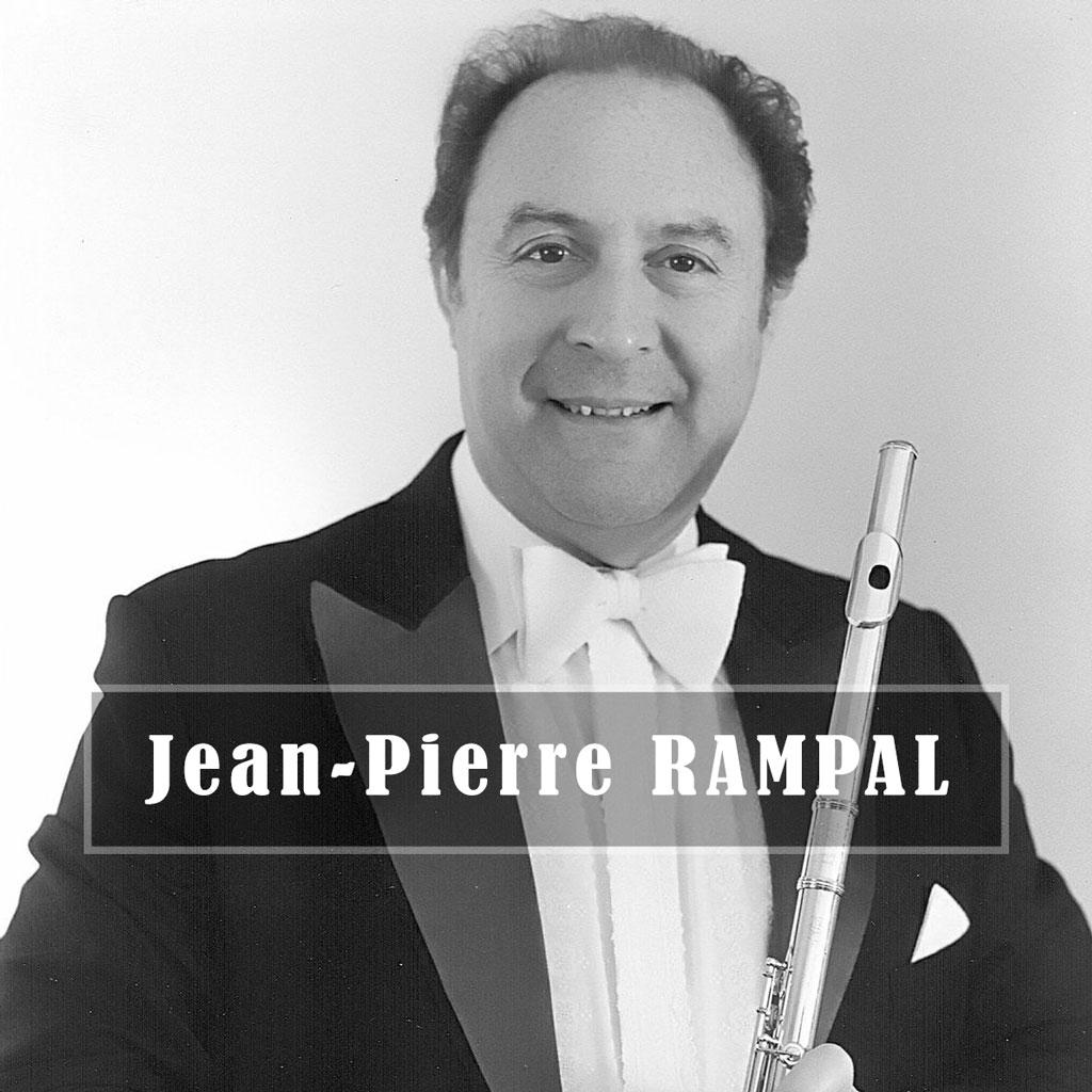 Jean-Pierre Rampal Président d'honneur La Traversière