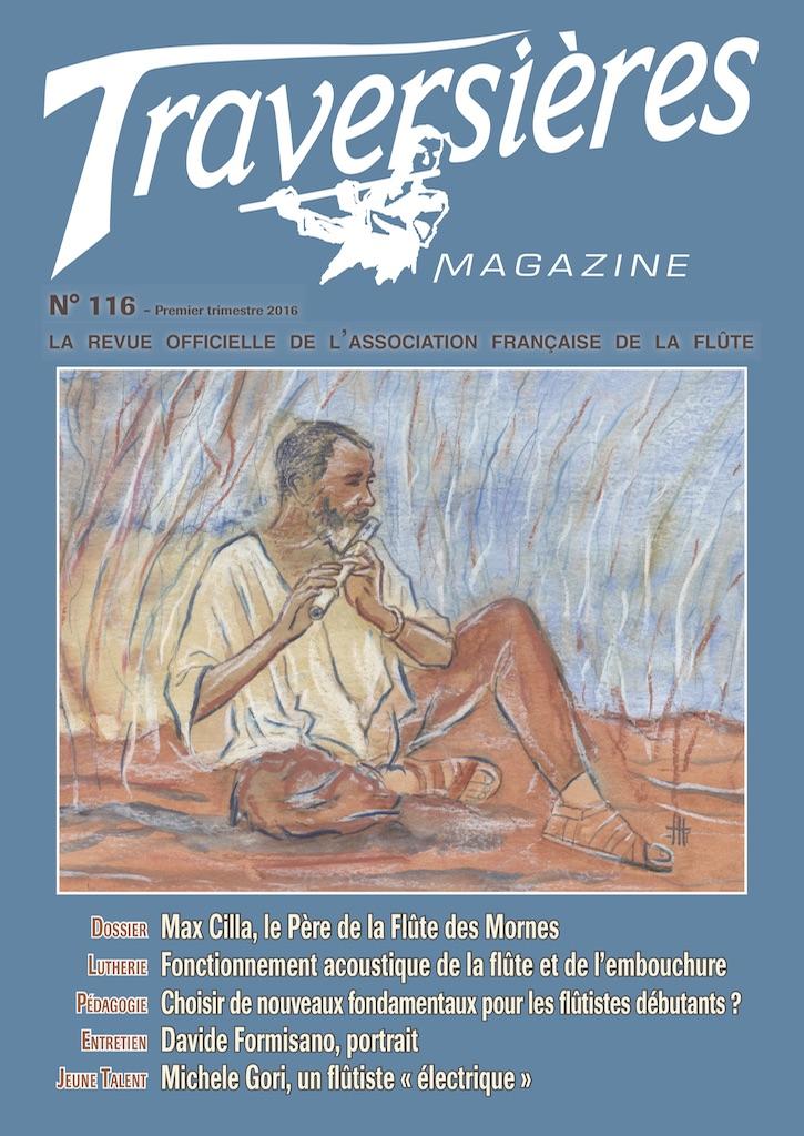 Traversières Magazine N°116