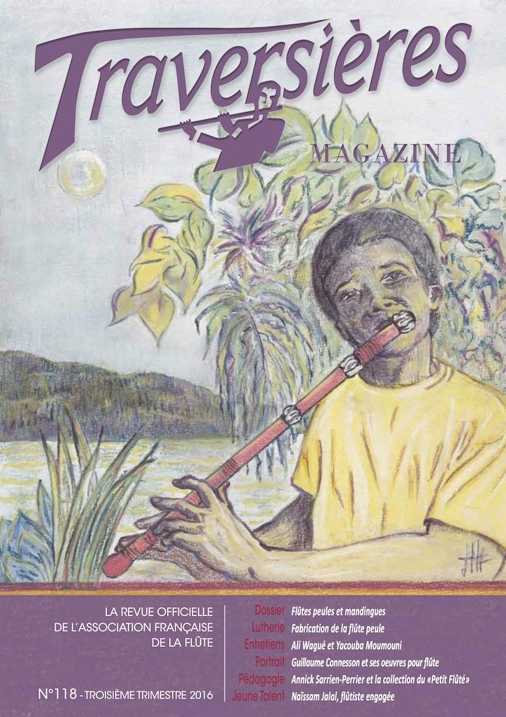 Traversières Magazine N°118
