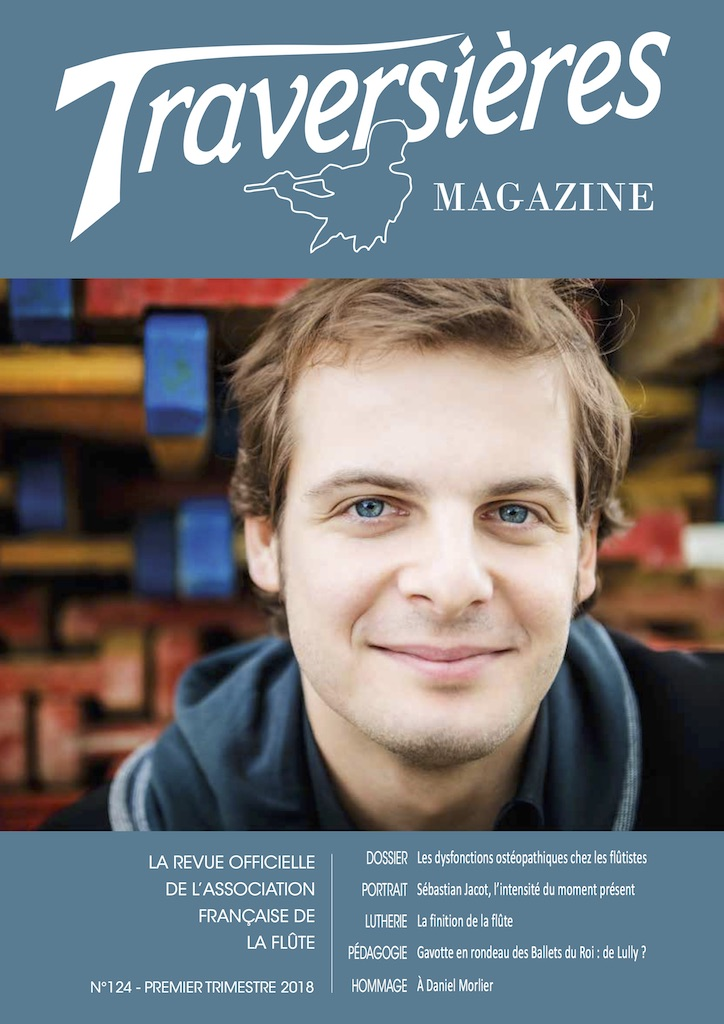 Traversières Magazine N°124