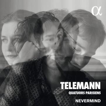 TELEMANN - QUATUORS PARISIENS