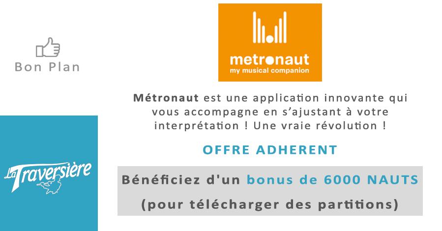Bon Plan La Traversière - Metronaut