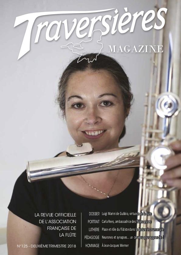 Traversières Magazine N°125