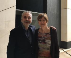 CNSM-Concours2018 Philippe Bernold et Sophie Cherrier- La Traversière