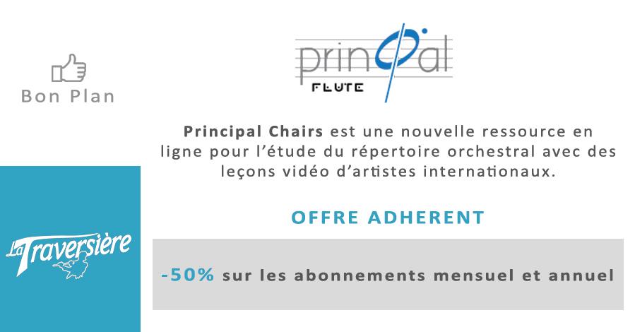 Bon Plans - PrincipalChairs - La Traversière