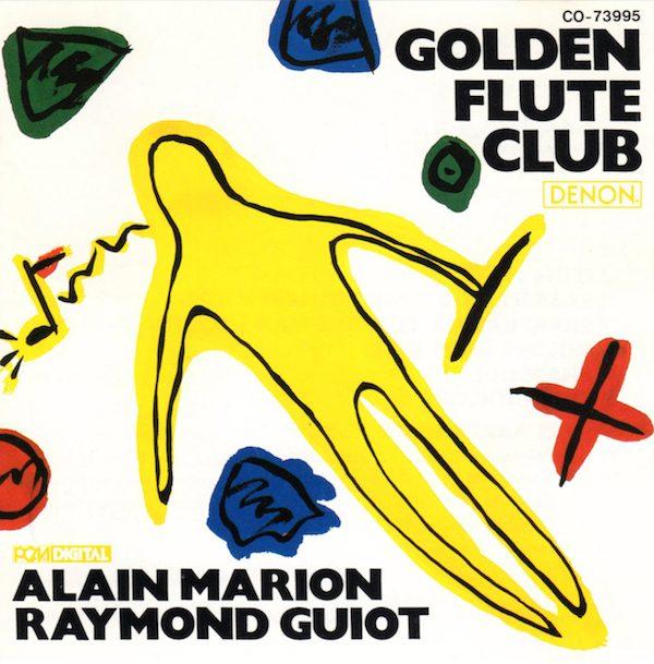 Alain Marion - Golden Flute Club