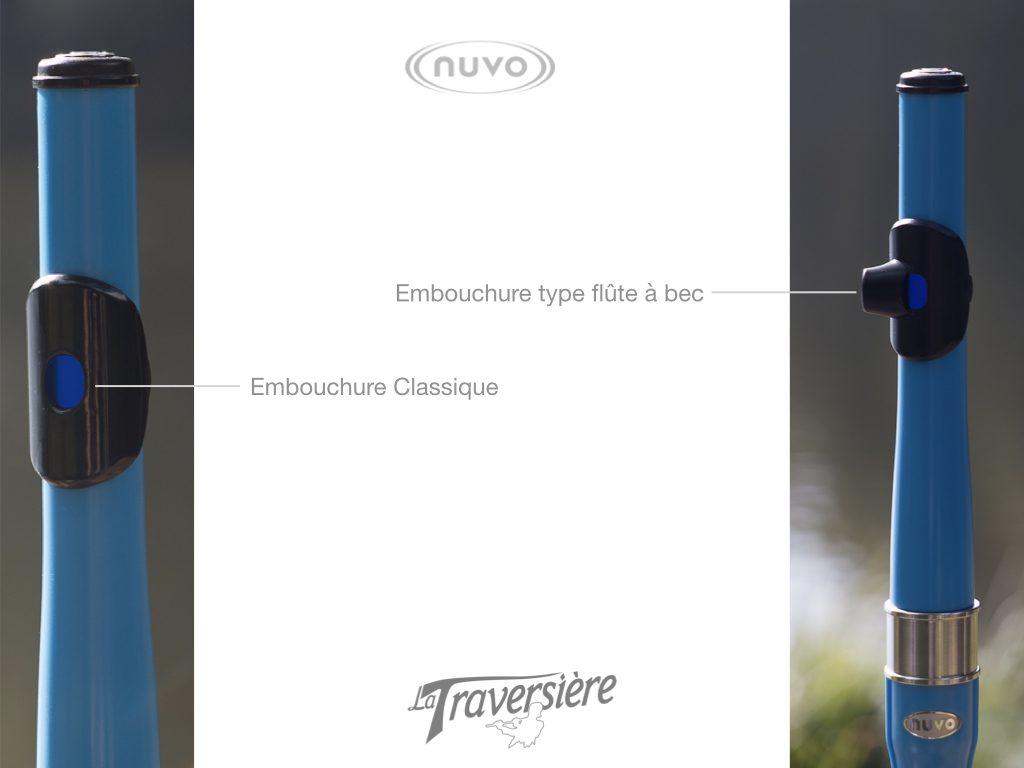 Flûte Nuvo - Accesoires - La Traversière