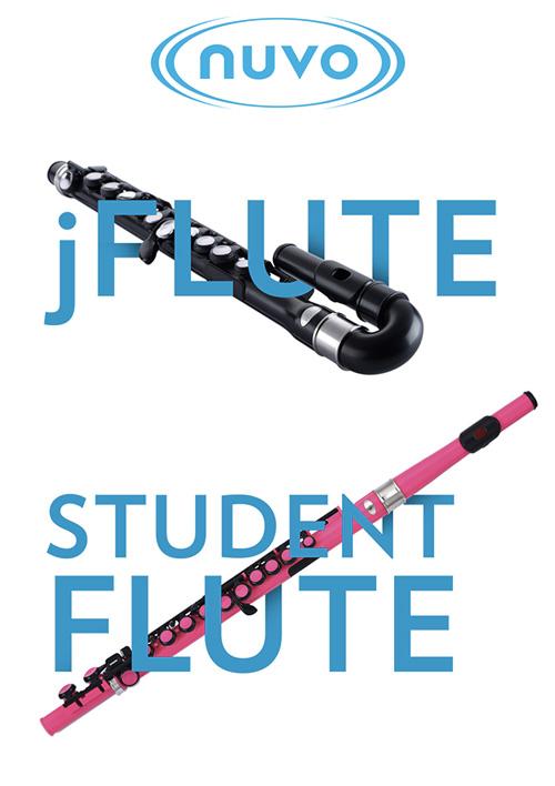 Flûte Nuvo