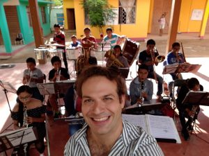 La Banda de Musica - Sectionals with Zacharias Tarpagkos