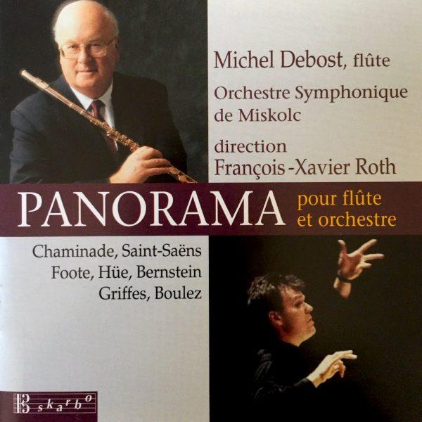 Panorama Pour Flute et Orchestre - Michel Debost