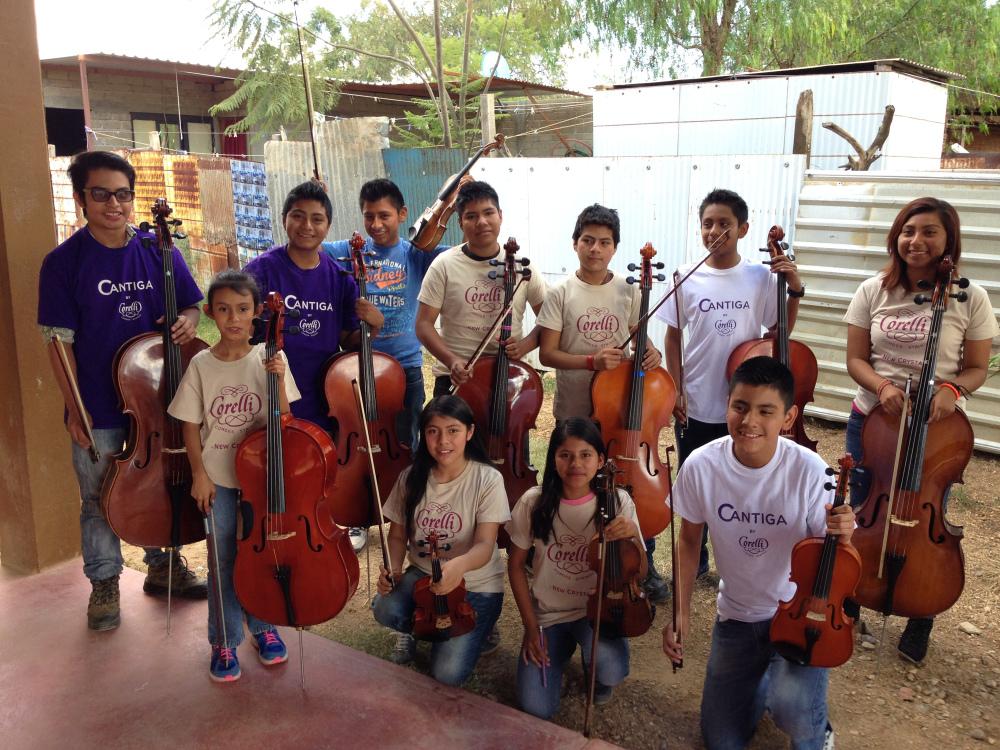 L'orchestre La Banda de Música