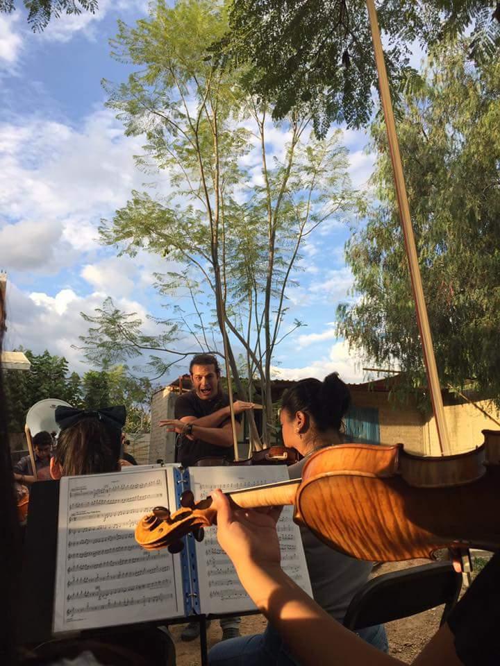 La Banda de Musica - Zacharias Tarpagkos conducting