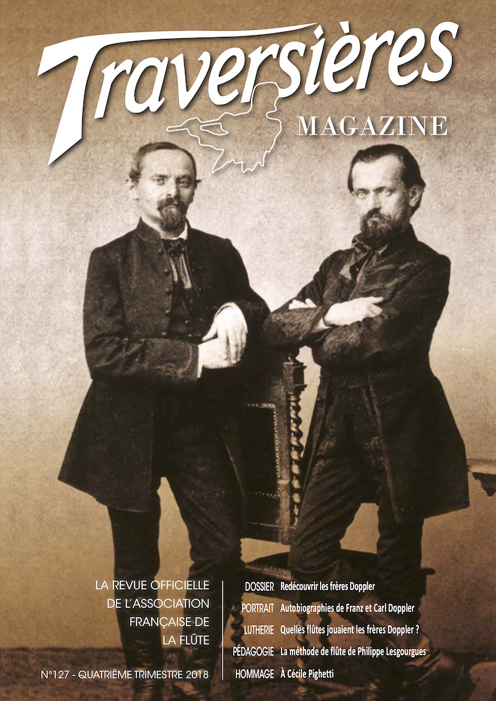 Traversières Magazine N°127