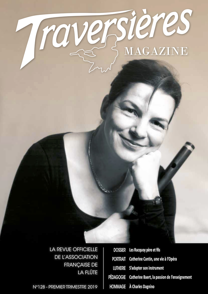 Traversières Magazine N°128