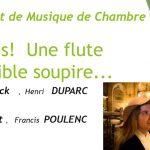 Viens!Une flute invisible soupire...