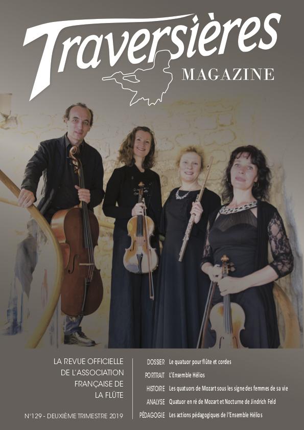 Traversières Magazine N°129