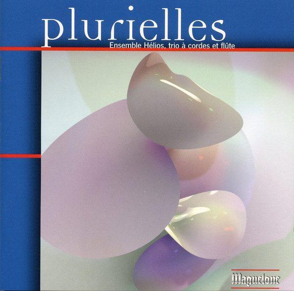 CD ENSEMBLE HÉLIOS Plurielles