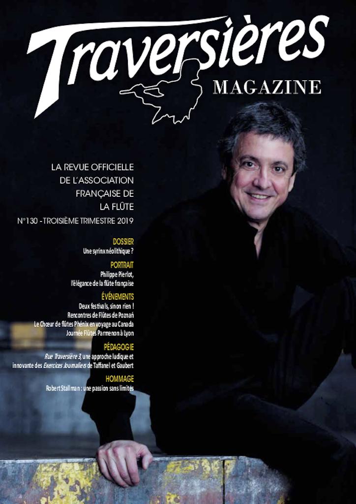 Traversières Magazine N°130