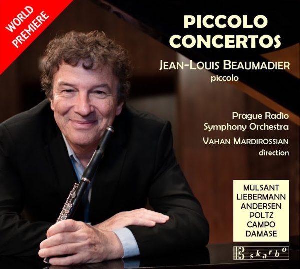 PICCOLO CONCERTOS - J.L. BEAUMADIER