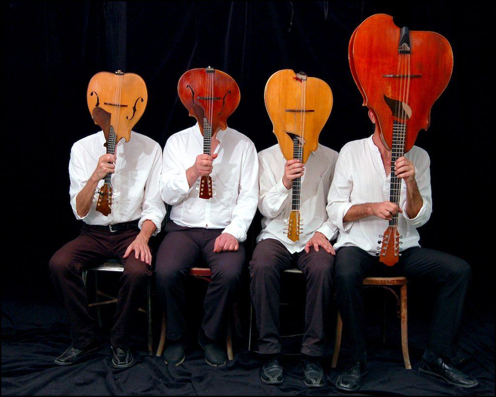 Melonious Quartet