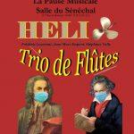 HELIX, TRIO DE FLUTES