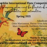 Koechlin International Flute Competition