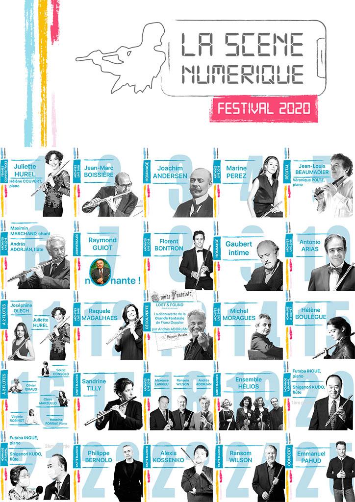 Festival Numérique 2020