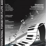 33rd Forum International for Flute and Piano